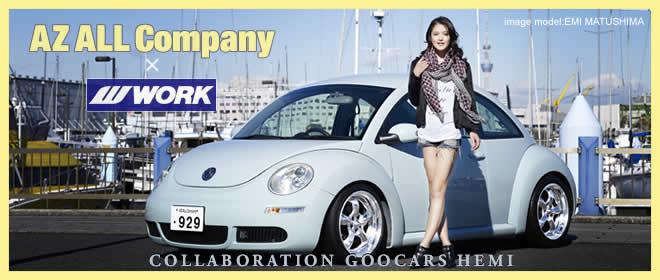 AZ ALL Company WORK collaboration Goocars HEMI